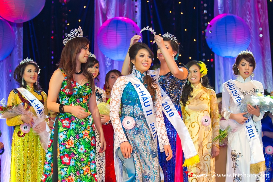 Hoa-Hau Ao-Dai Bac Cali 2011 - Miss Vietnam of Northern California - Pageant Day 2011 - Image 124