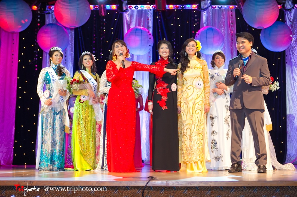 Hoa-Hau Ao-Dai Bac Cali 2011 - Miss Vietnam of Northern California - Pageant Day 2011 - Image 126