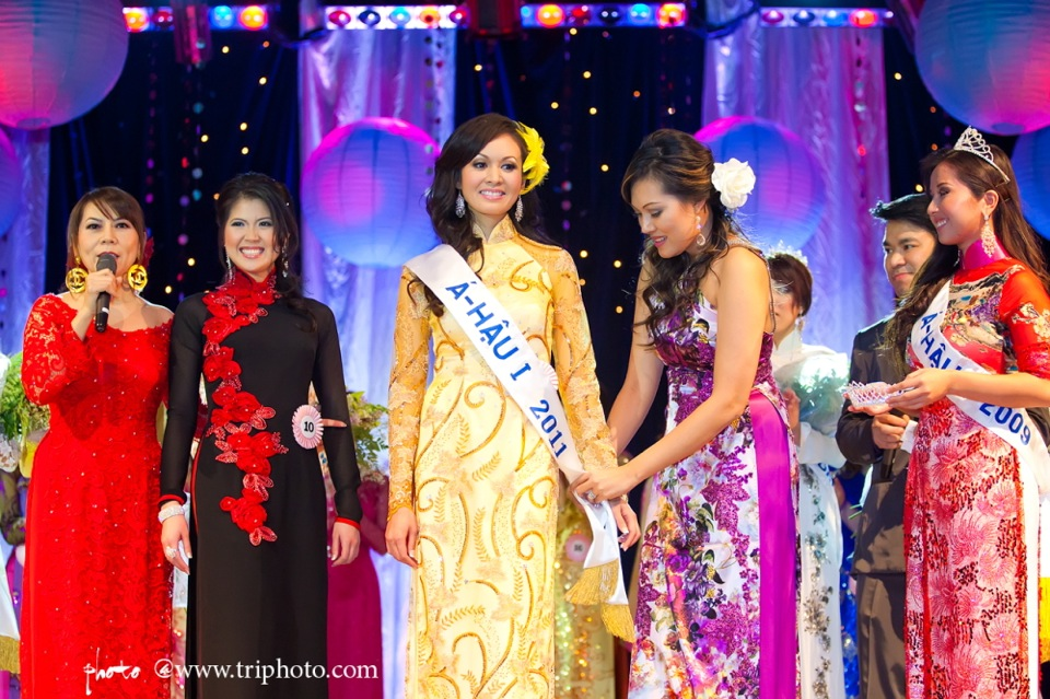 Hoa-Hau Ao-Dai Bac Cali 2011 - Miss Vietnam of Northern California - Pageant Day 2011 - Image 127