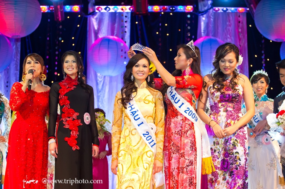 Hoa-Hau Ao-Dai Bac Cali 2011 - Miss Vietnam of Northern California - Pageant Day 2011 - Image 128