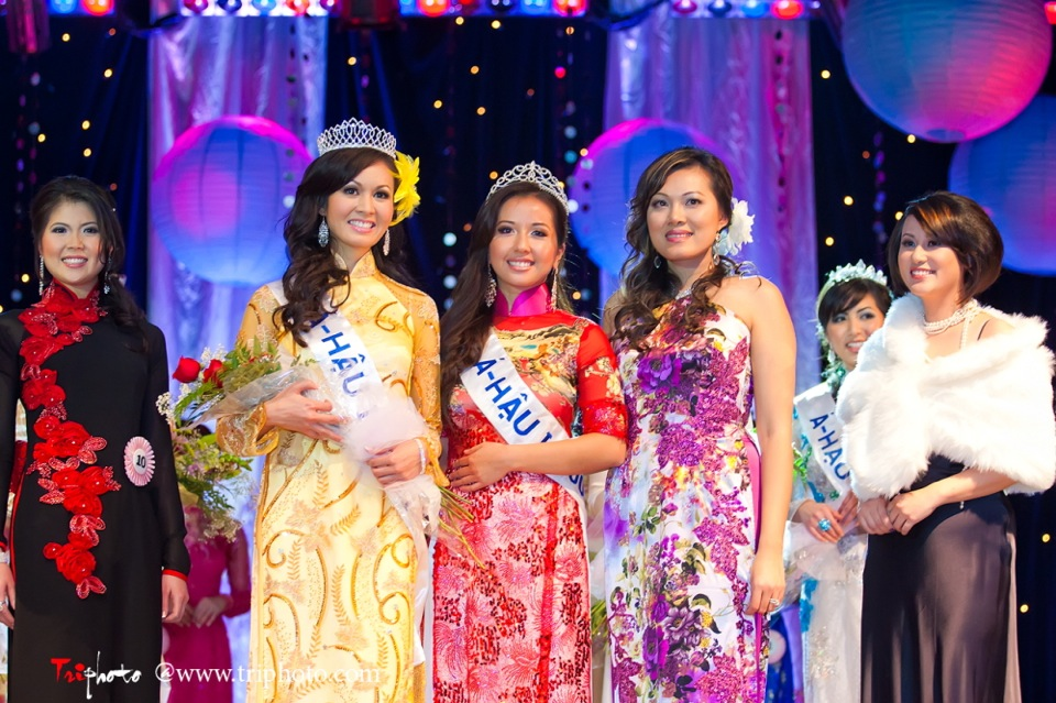 Hoa-Hau Ao-Dai Bac Cali 2011 - Miss Vietnam of Northern California - Pageant Day 2011 - Image 129