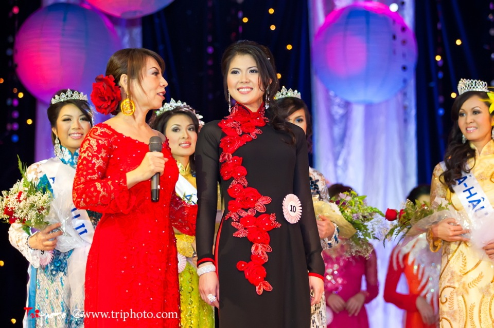 Hoa-Hau Ao-Dai Bac Cali 2011 - Miss Vietnam of Northern California - Pageant Day 2011 - Image 130