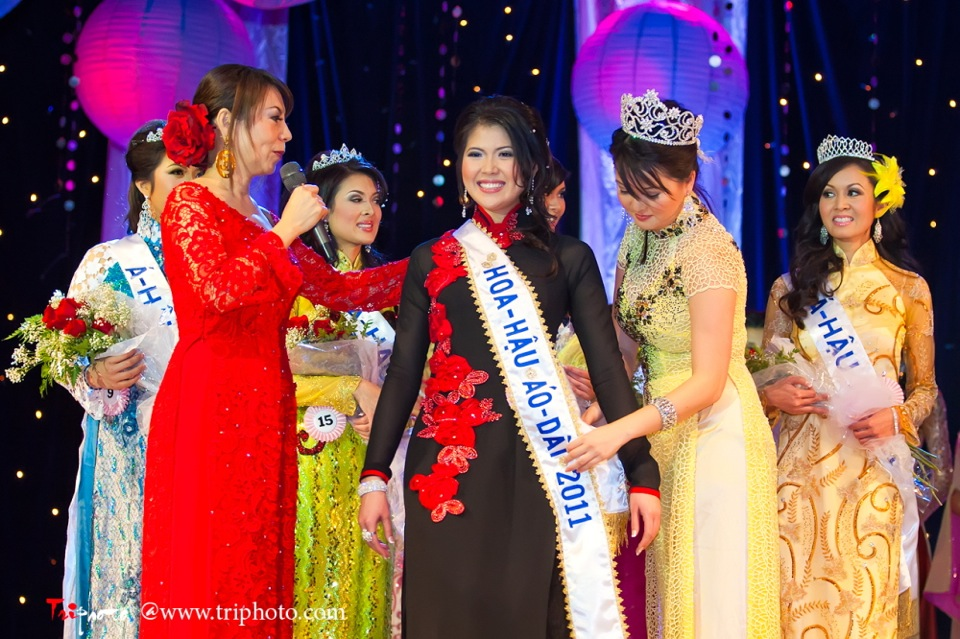 Hoa-Hau Ao-Dai Bac Cali 2011 - Miss Vietnam of Northern California - Pageant Day 2011 - Image 131