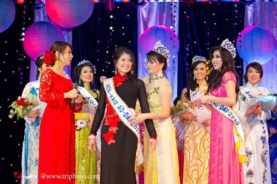 Hoa-Hau Ao-Dai Bac Cali 2011 - Miss Vietnam of Northern California - Pageant Day 2011 - Image 132