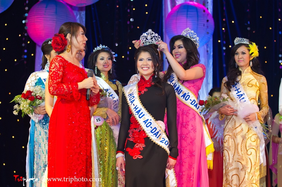 Hoa-Hau Ao-Dai Bac Cali 2011 - Miss Vietnam of Northern California - Pageant Day 2011 - Image 133