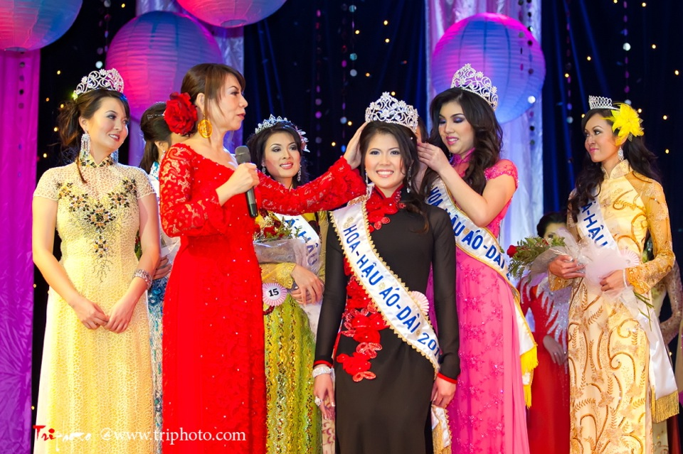 Hoa-Hau Ao-Dai Bac Cali 2011 - Miss Vietnam of Northern California - Pageant Day 2011 - Image 134