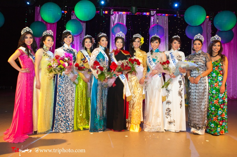 Hoa-Hau Ao-Dai Bac Cali 2011 - Miss Vietnam of Northern California - Pageant Day 2011 - Image 139