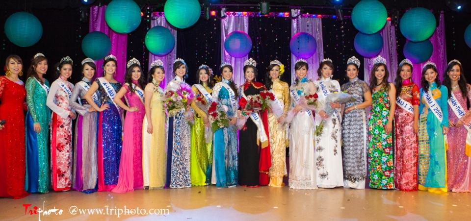 Hoa-Hau Ao-Dai Bac Cali 2011 - Miss Vietnam of Northern California - Pageant Day 2011 - Image 140