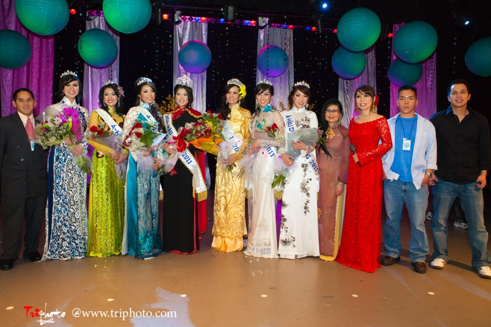 Hoa-Hau Ao-Dai Bac Cali 2011 - Miss Vietnam of Northern California - Pageant Day 2011 - Image 141