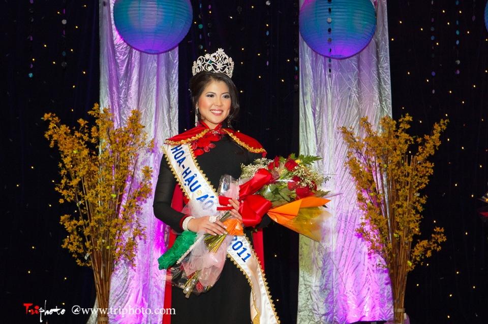 Hoa-Hau Ao-Dai Bac Cali 2011 - Miss Vietnam of Northern California - Pageant Day 2011 - Image 142