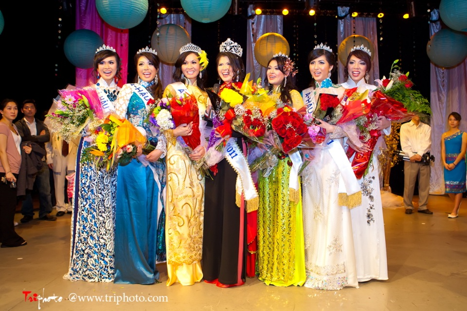 Hoa-Hau Ao-Dai Bac Cali 2011 - Miss Vietnam of Northern California - Pageant Day 2011 - Image 146