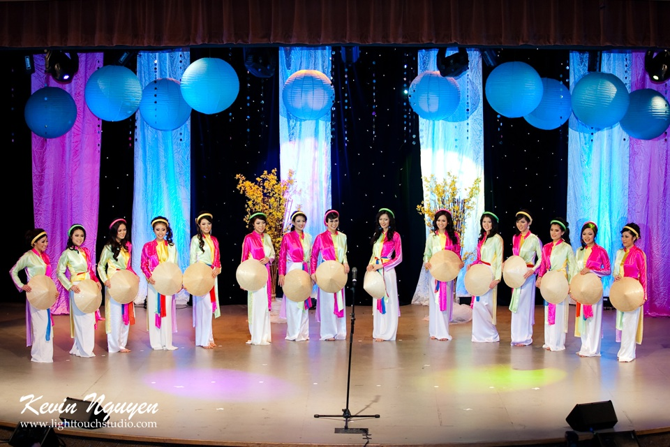 Hoa-Hau Ao-Dai Bac Cali 2011 - Pageant Day - Miss Vietnam of Northern California 2011 - Image 006