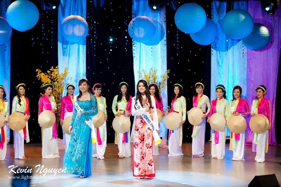 Hoa-Hau Ao-Dai Bac Cali 2011 - Pageant Day - Miss Vietnam of Northern California 2011 - Image 009