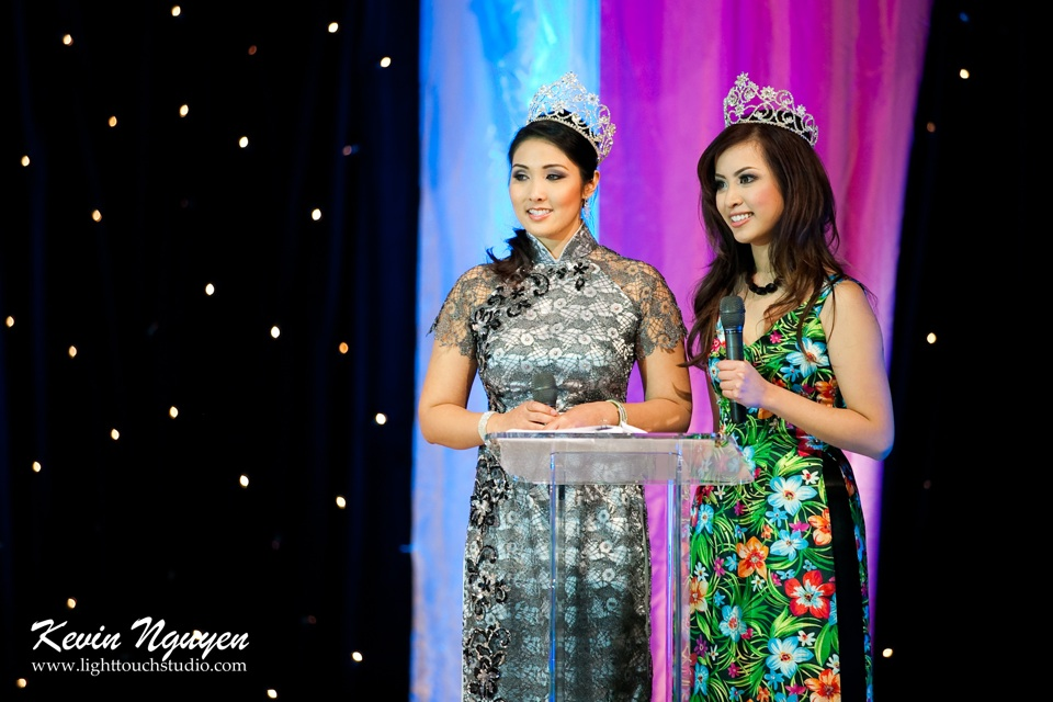 Hoa-Hau Ao-Dai Bac Cali 2011 - Pageant Day - Miss Vietnam of Northern California 2011 - Image 010