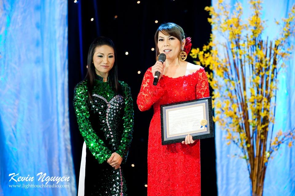 Hoa-Hau Ao-Dai Bac Cali 2011 - Pageant Day - Miss Vietnam of Northern California 2011 - Image 012