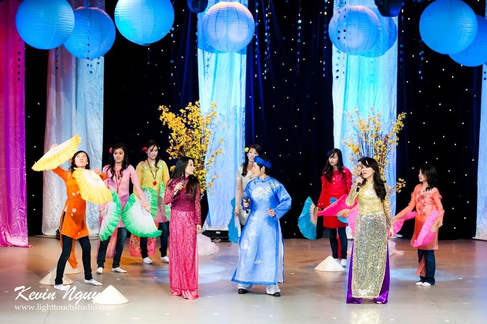 Hoa-Hau Ao-Dai Bac Cali 2011 - Pageant Day - Miss Vietnam of Northern California 2011 - Image 013