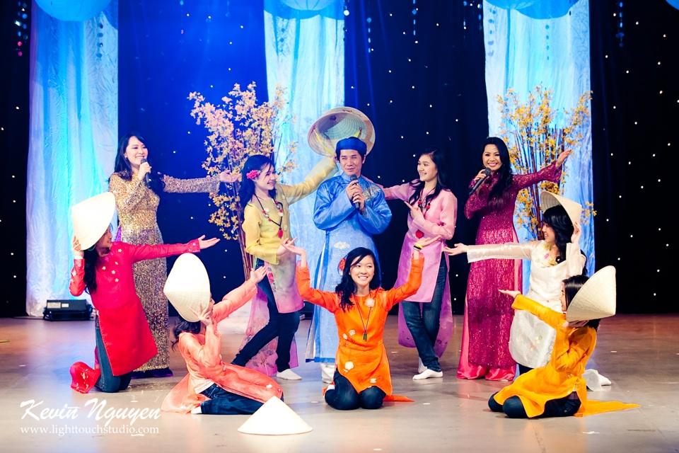 Hoa-Hau Ao-Dai Bac Cali 2011 - Pageant Day - Miss Vietnam of Northern California 2011 - Image 014