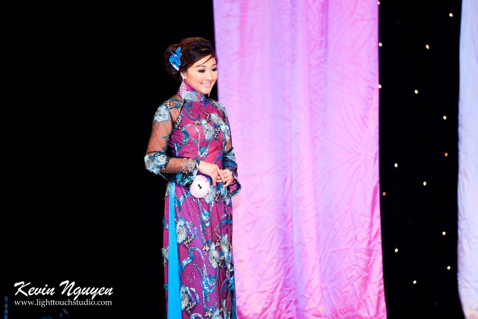 Hoa-Hau Ao-Dai Bac Cali 2011 - Pageant Day - Miss Vietnam of Northern California 2011 - Image 016