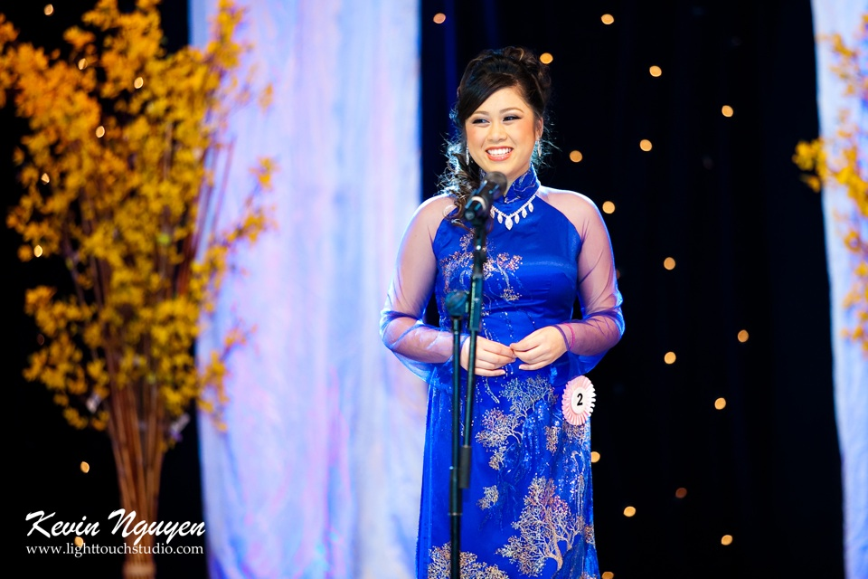 Hoa-Hau Ao-Dai Bac Cali 2011 - Pageant Day - Miss Vietnam of Northern California 2011 - Image 017