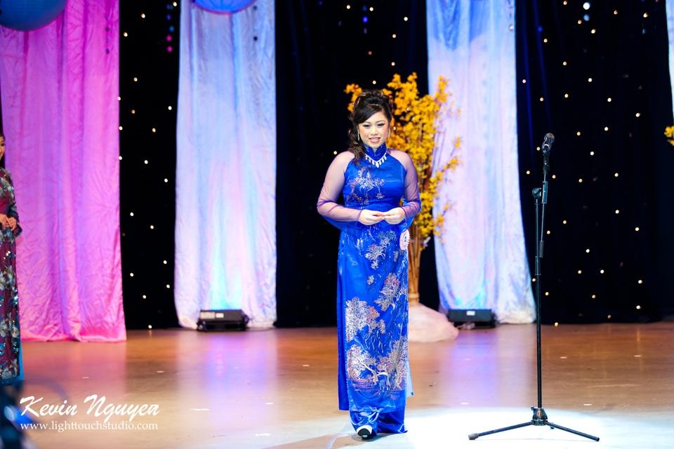 Hoa-Hau Ao-Dai Bac Cali 2011 - Pageant Day - Miss Vietnam of Northern California 2011 - Image 018