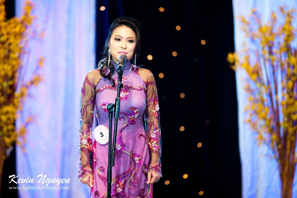 Hoa-Hau Ao-Dai Bac Cali 2011 - Pageant Day - Miss Vietnam of Northern California 2011 - Image 019