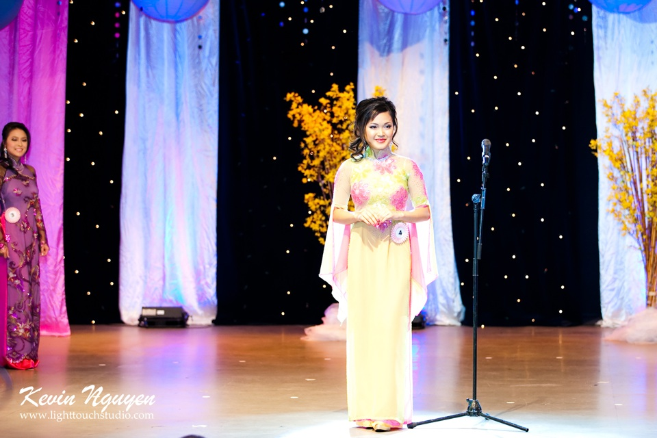 Hoa-Hau Ao-Dai Bac Cali 2011 - Pageant Day - Miss Vietnam of Northern California 2011 - Image 021