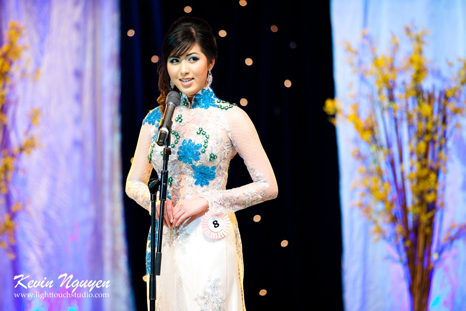 Hoa-Hau Ao-Dai Bac Cali 2011 - Pageant Day - Miss Vietnam of Northern California 2011 - Image 025