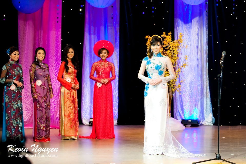 Hoa-Hau Ao-Dai Bac Cali 2011 - Pageant Day - Miss Vietnam of Northern California 2011 - Image 026