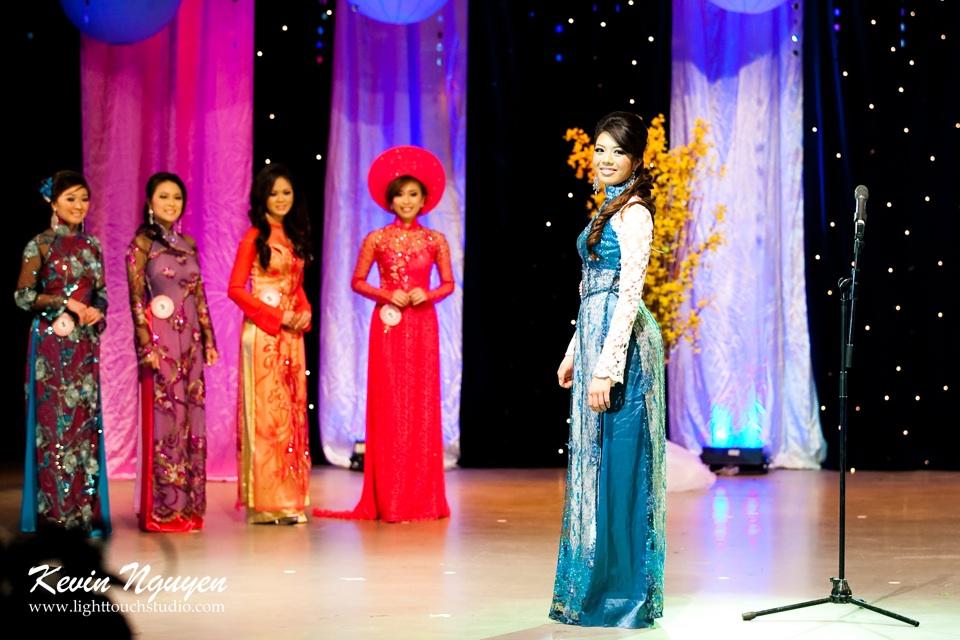 Hoa-Hau Ao-Dai Bac Cali 2011 - Pageant Day - Miss Vietnam of Northern California 2011 - Image 027