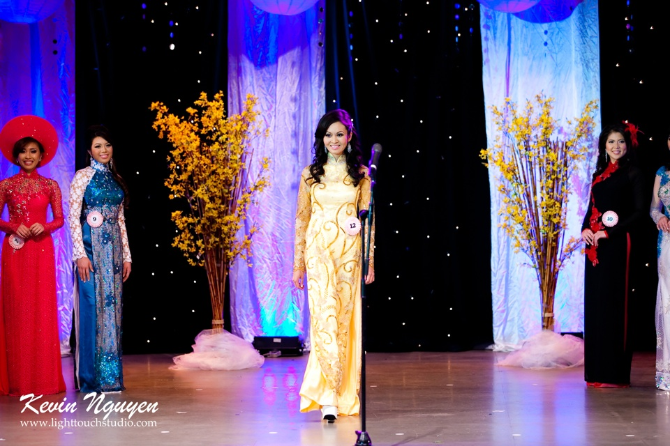 Hoa-Hau Ao-Dai Bac Cali 2011 - Pageant Day - Miss Vietnam of Northern California 2011 - Image 030