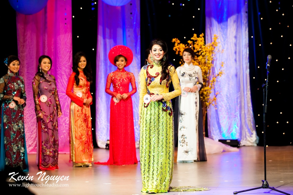 Hoa-Hau Ao-Dai Bac Cali 2011 - Pageant Day - Miss Vietnam of Northern California 2011 - Image 031