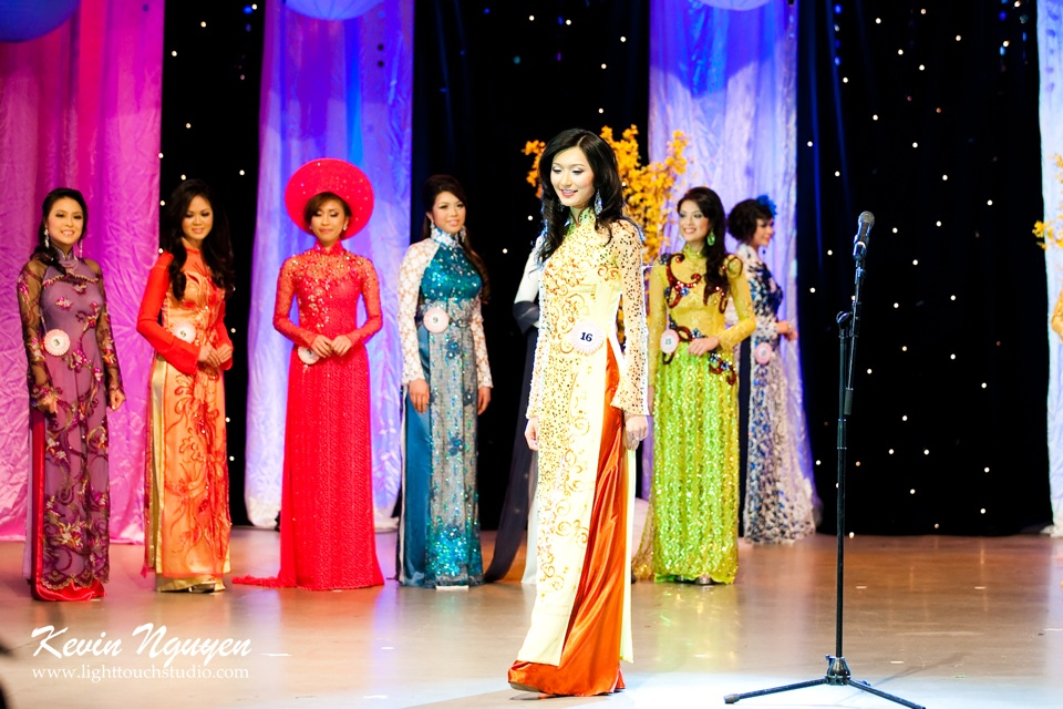 Hoa-Hau Ao-Dai Bac Cali 2011 - Pageant Day - Miss Vietnam of Northern California 2011 - Image 032