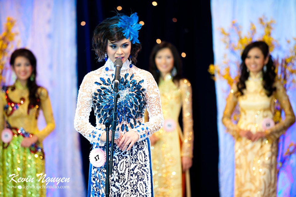 Hoa-Hau Ao-Dai Bac Cali 2011 - Pageant Day - Miss Vietnam of Northern California 2011 - Image 033