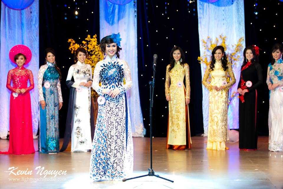 Hoa-Hau Ao-Dai Bac Cali 2011 - Pageant Day - Miss Vietnam of Northern California 2011 - Image 034