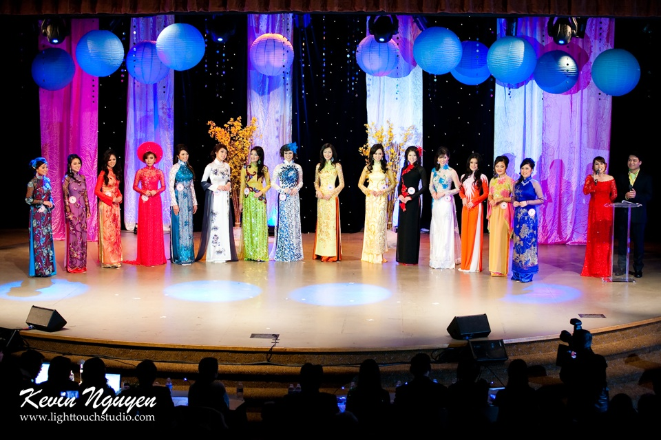Hoa-Hau Ao-Dai Bac Cali 2011 - Pageant Day - Miss Vietnam of Northern California 2011 - Image 035