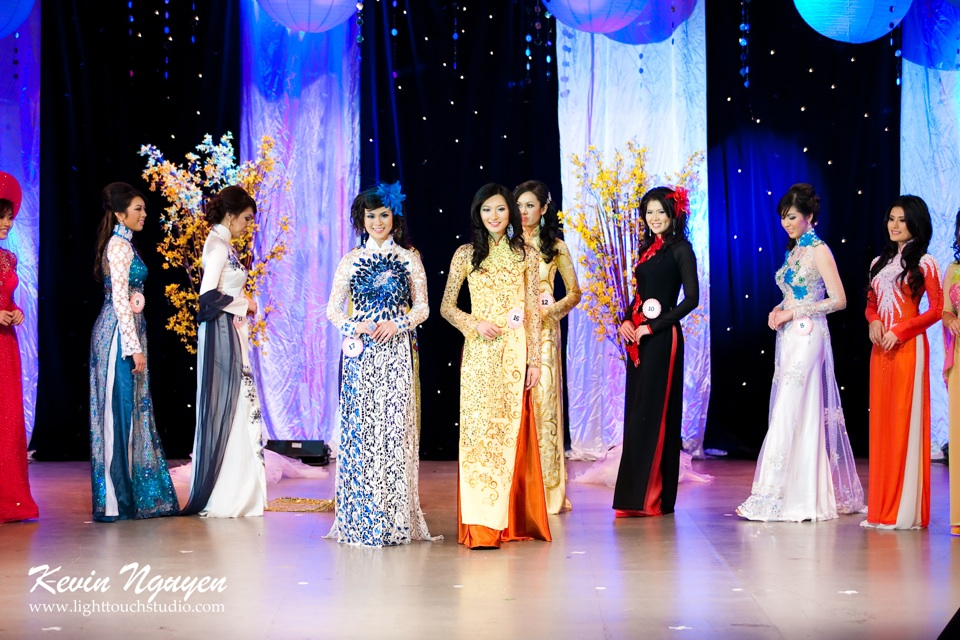 Hoa-Hau Ao-Dai Bac Cali 2011 - Pageant Day - Miss Vietnam of Northern California 2011 - Image 036