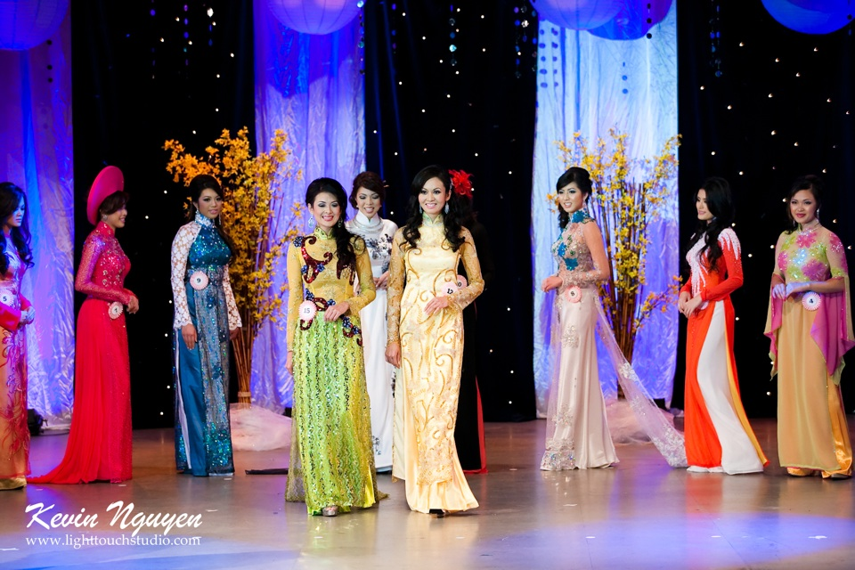 Hoa-Hau Ao-Dai Bac Cali 2011 - Pageant Day - Miss Vietnam of Northern California 2011 - Image 037