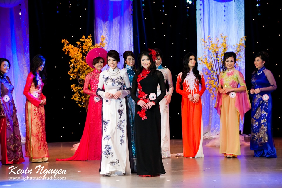 Hoa-Hau Ao-Dai Bac Cali 2011 - Pageant Day - Miss Vietnam of Northern California 2011 - Image 038