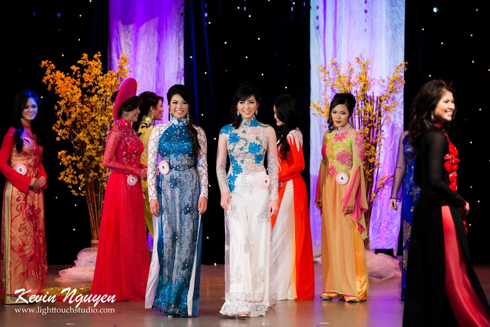 Hoa-Hau Ao-Dai Bac Cali 2011 - Pageant Day - Miss Vietnam of Northern California 2011 - Image 040