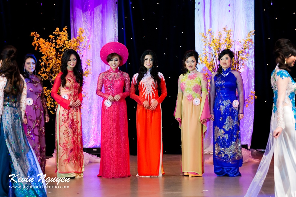 Hoa-Hau Ao-Dai Bac Cali 2011 - Pageant Day - Miss Vietnam of Northern California 2011 - Image 041