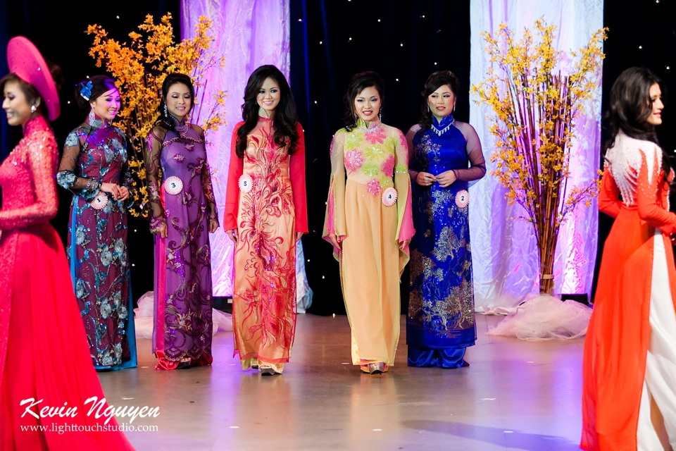 Hoa-Hau Ao-Dai Bac Cali 2011 - Pageant Day - Miss Vietnam of Northern California 2011 - Image 042