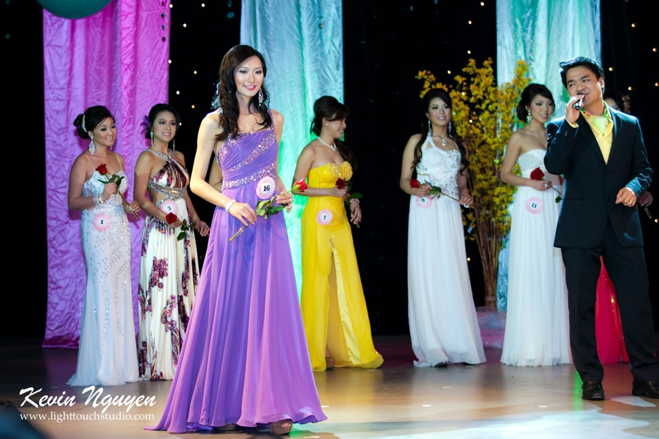 Hoa-Hau Ao-Dai Bac Cali 2011 - Pageant Day - Miss Vietnam of Northern California 2011 - Image 070