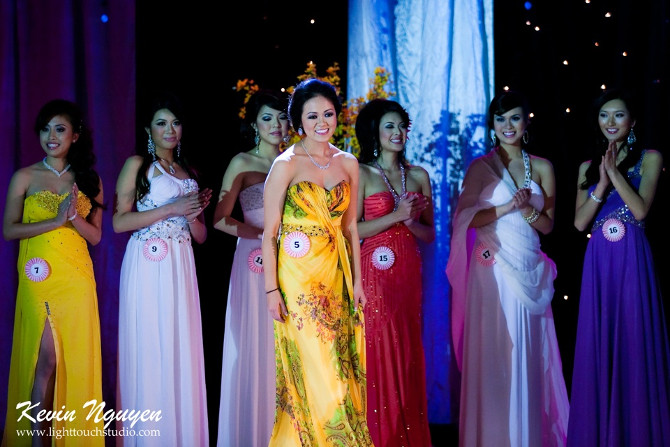 Hoa-Hau Ao-Dai Bac Cali 2011 - Pageant Day - Miss Vietnam of Northern California 2011 - Image 086