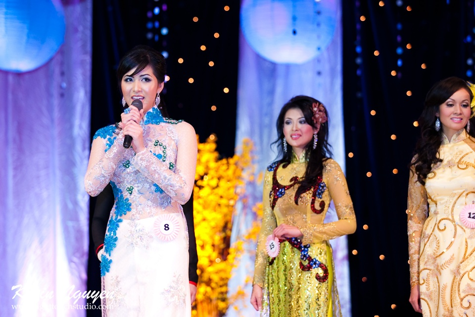 Hoa-Hau Ao-Dai Bac Cali 2011 - Pageant Day - Miss Vietnam of Northern California 2011 - Image 120