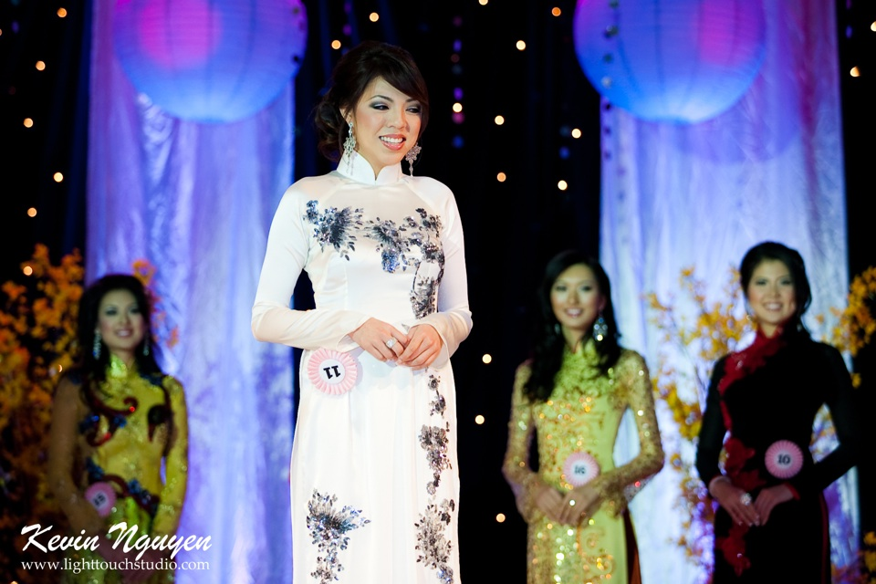 Hoa-Hau Ao-Dai Bac Cali 2011 - Pageant Day - Miss Vietnam of Northern California 2011 - Image 130