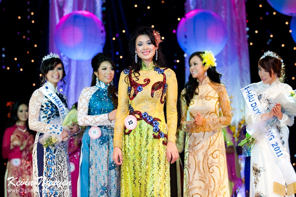 Hoa-Hau Ao-Dai Bac Cali 2011 - Pageant Day - Miss Vietnam of Northern California 2011 - Image 136