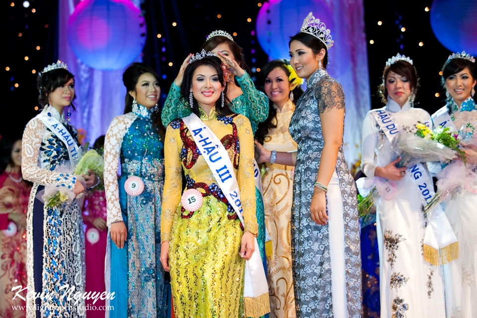 Hoa-Hau Ao-Dai Bac Cali 2011 - Pageant Day - Miss Vietnam of Northern California 2011 - Image 137