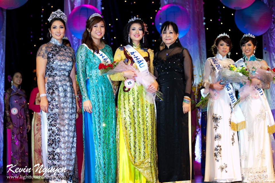 Hoa-Hau Ao-Dai Bac Cali 2011 - Pageant Day - Miss Vietnam of Northern California 2011 - Image 138