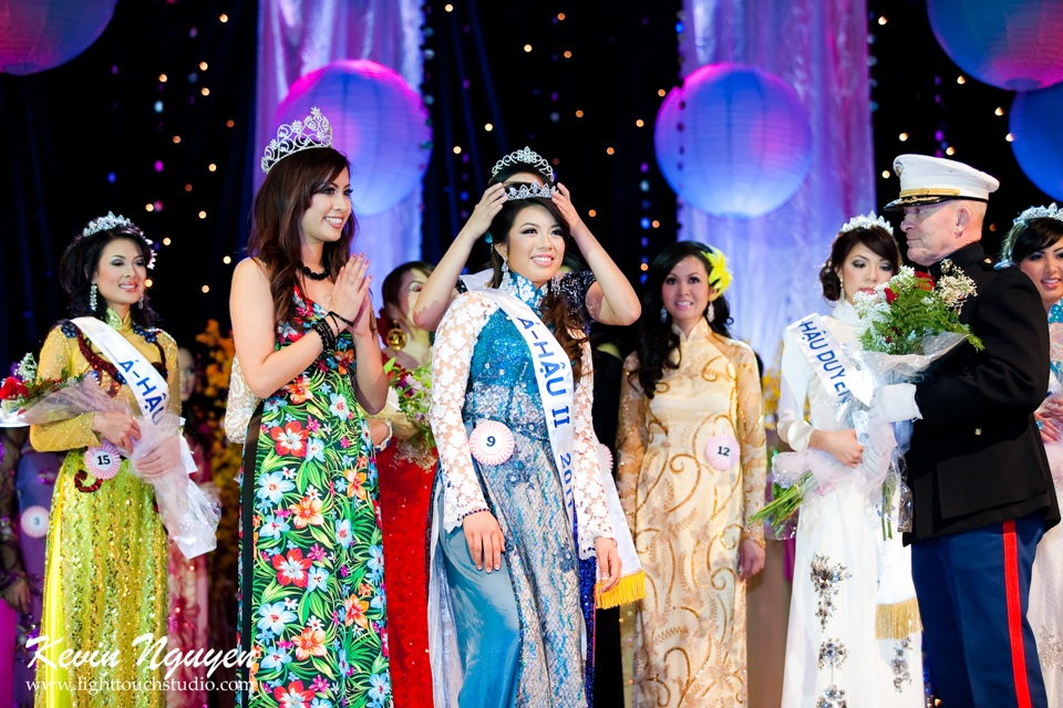 Hoa-Hau Ao-Dai Bac Cali 2011 - Pageant Day - Miss Vietnam of Northern California 2011 - Image 140