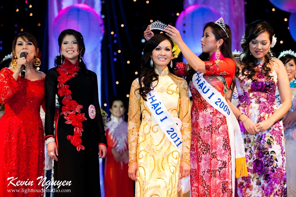 Hoa-Hau Ao-Dai Bac Cali 2011 - Pageant Day - Miss Vietnam of Northern California 2011 - Image 143